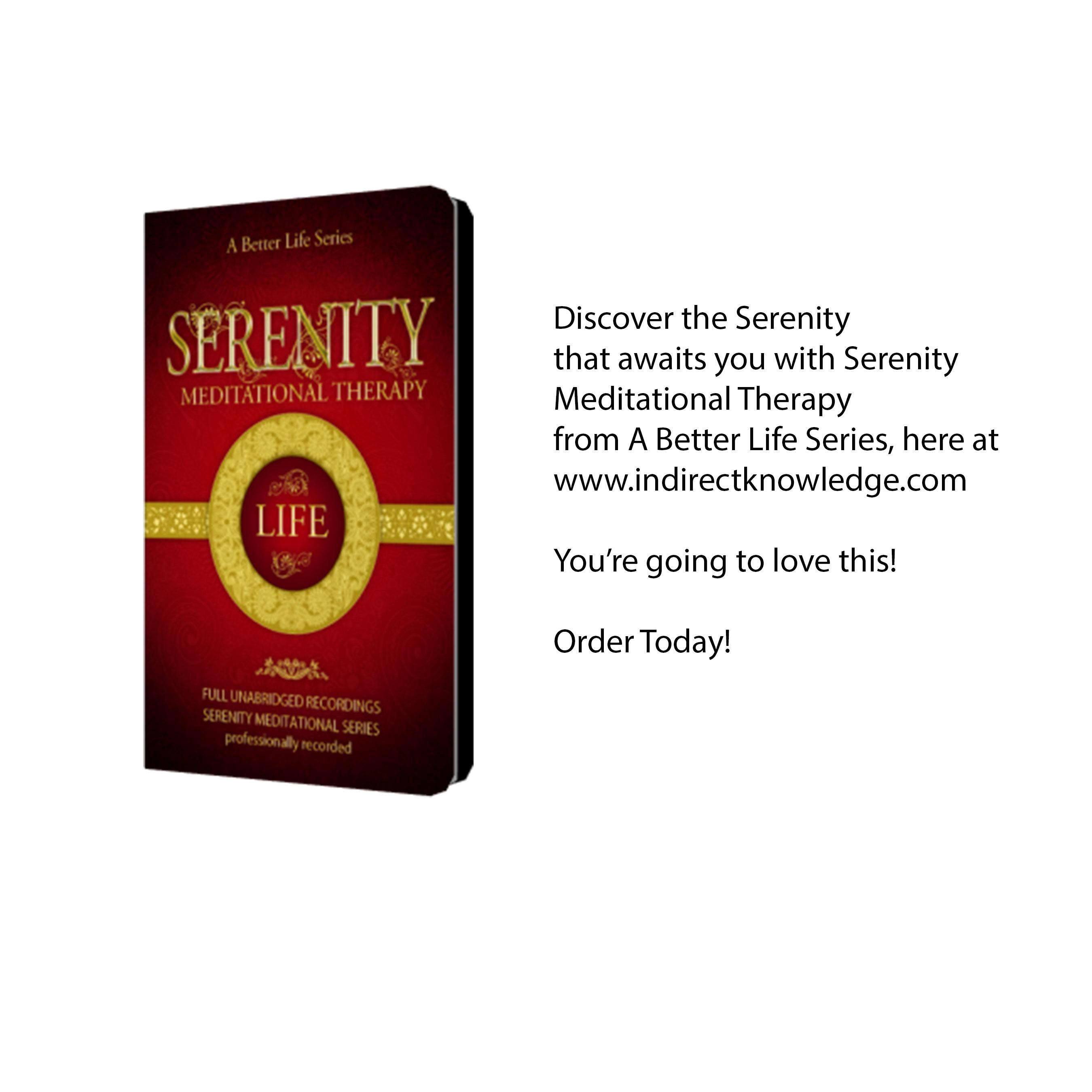 Meditation (Serenity)