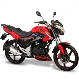 DT200 Sport Rojo/Negro