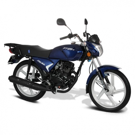 FT125 TS Azul