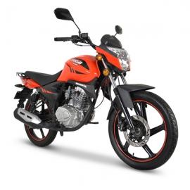 DT150 Sport Naranja / Negro