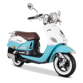 VITALIA 150 Blanco / Azul