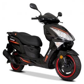 DS 150 G Negro / Naranja