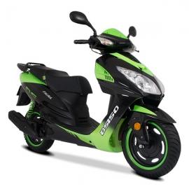 DS 150 Negro / Verde