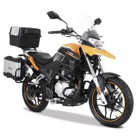V200 Negro / Naranja