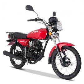 FT125 Rojo / Negro