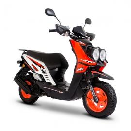 WS-150 sport naranja