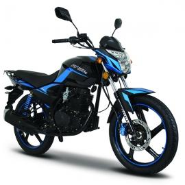 FT 180 TS Negro / Azul