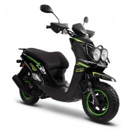 WS175 Sport Negro / Verde