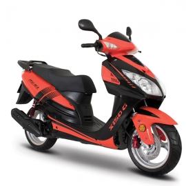 X150 G Naranja