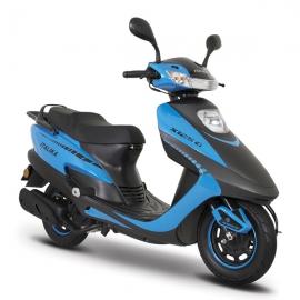 X125 G Negro / Azul