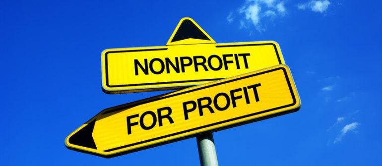 Non-Profit vs For Profit