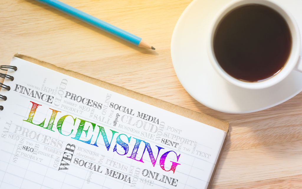 Licensing deals for publishers