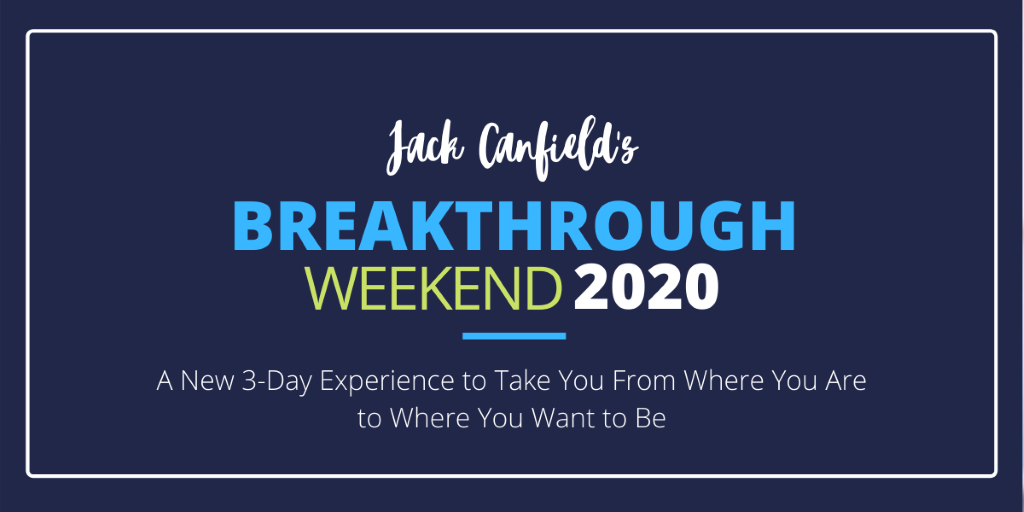 Breakthrough Weekend with Jack Canfield