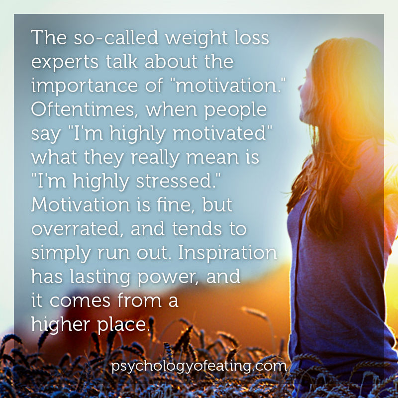 The so-called weight loss experts talk about the importance of motivation#health #nutrition #eatingpsychology #IPE