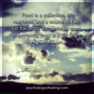Food Really Is Love 4 #health #nutrition #eatingpsychology #IPE