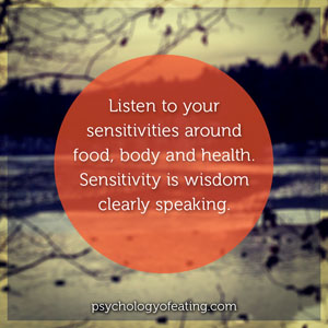 Are You a Sensitive Nutritional Soul 2 circle #health #nutrition #eatingpsychology #IPE