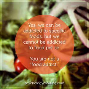 Food Addiction Made Super Simple 1 #health #nutrition #eatingpsychology #IPE