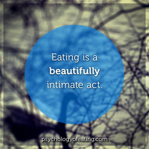 Food and Intimacy Whats the Connection 2 #health #nutrition #eatingpsychology #IPE
