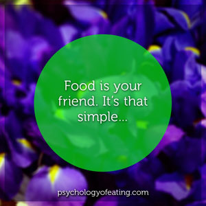 Food is a Doorway 8 circle #health #nutrition #eatingpsychology #IPE