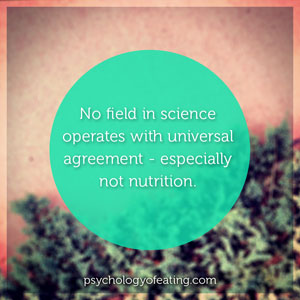 How to Understand All of Nutritional Science 1 circle. #health #nutrition #eatingpsychology #IPE