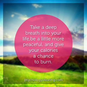 Take a deep breath into your life #health #nutrition #eatingpsychology #IPE