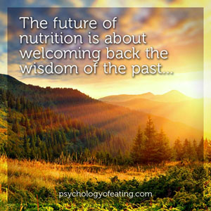 The Future of Nutrition 1 #health #nutrition #eatingpsychology #IPE