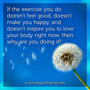 The Most Important Exercise Secret Ever 1 #health #nutrition #eatingpsychology #IPE