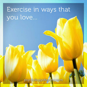 The Most Important Exercise Secret Ever 2 #health #nutrition #eatingpsychology #IPE
