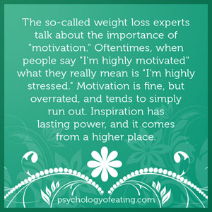 The so-called weight loss experts talk about the importance of motivation #health #nutrition #eatingpsychology #IPE