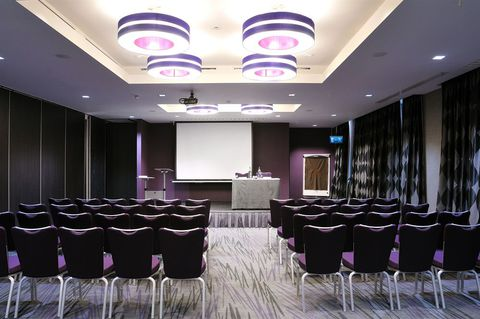 Hilton Doubletree London West End - Website Profits Seminar venue