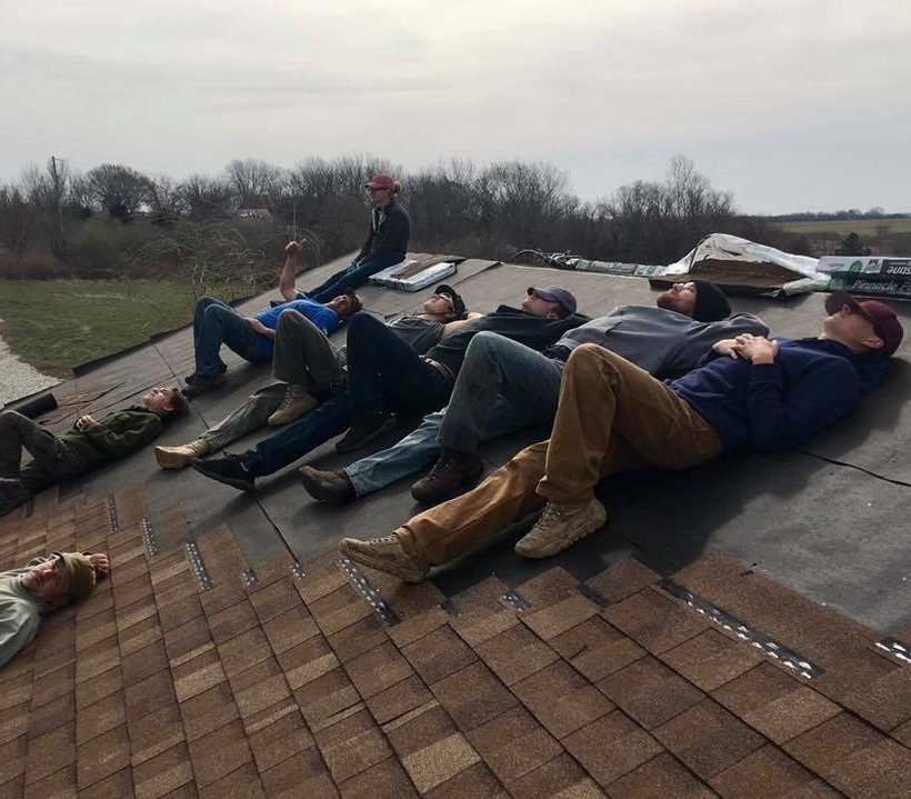 roof break 2