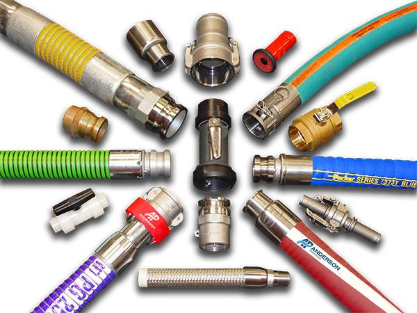 Aaahose industrial hose supplier custom assemblies