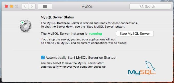 Set up localhost on macOS High Sierra (Apache, MySQL, and