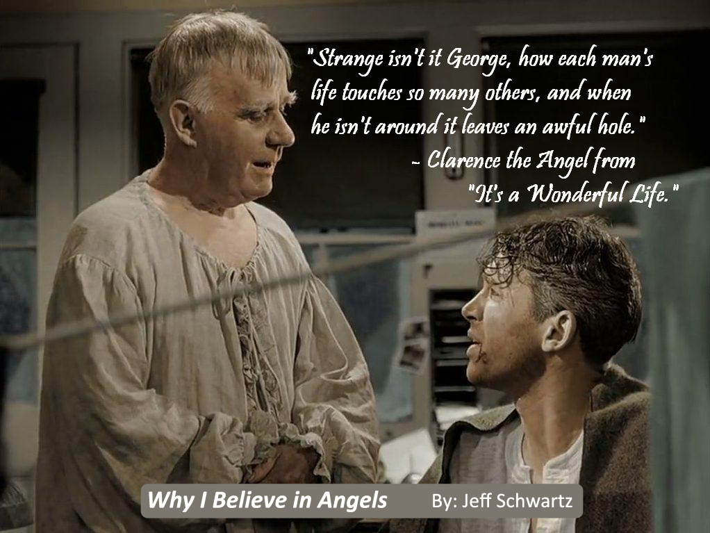 Image of Angel Clarence in 1946 movie: It's A Wonderful Life