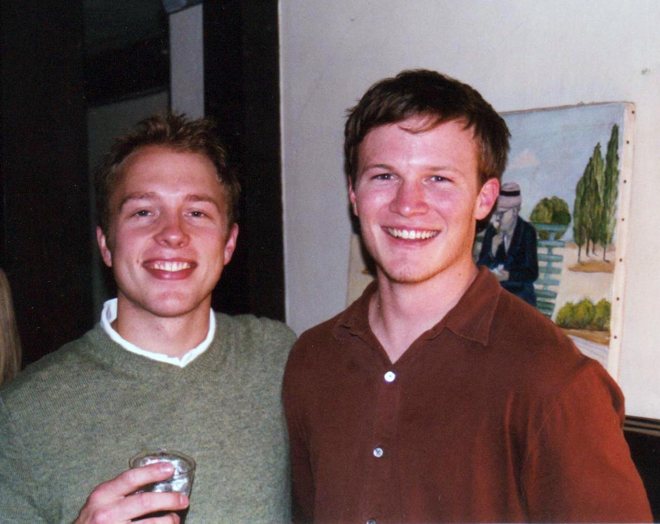 Evan Jimmy 2006 23rd Birthday