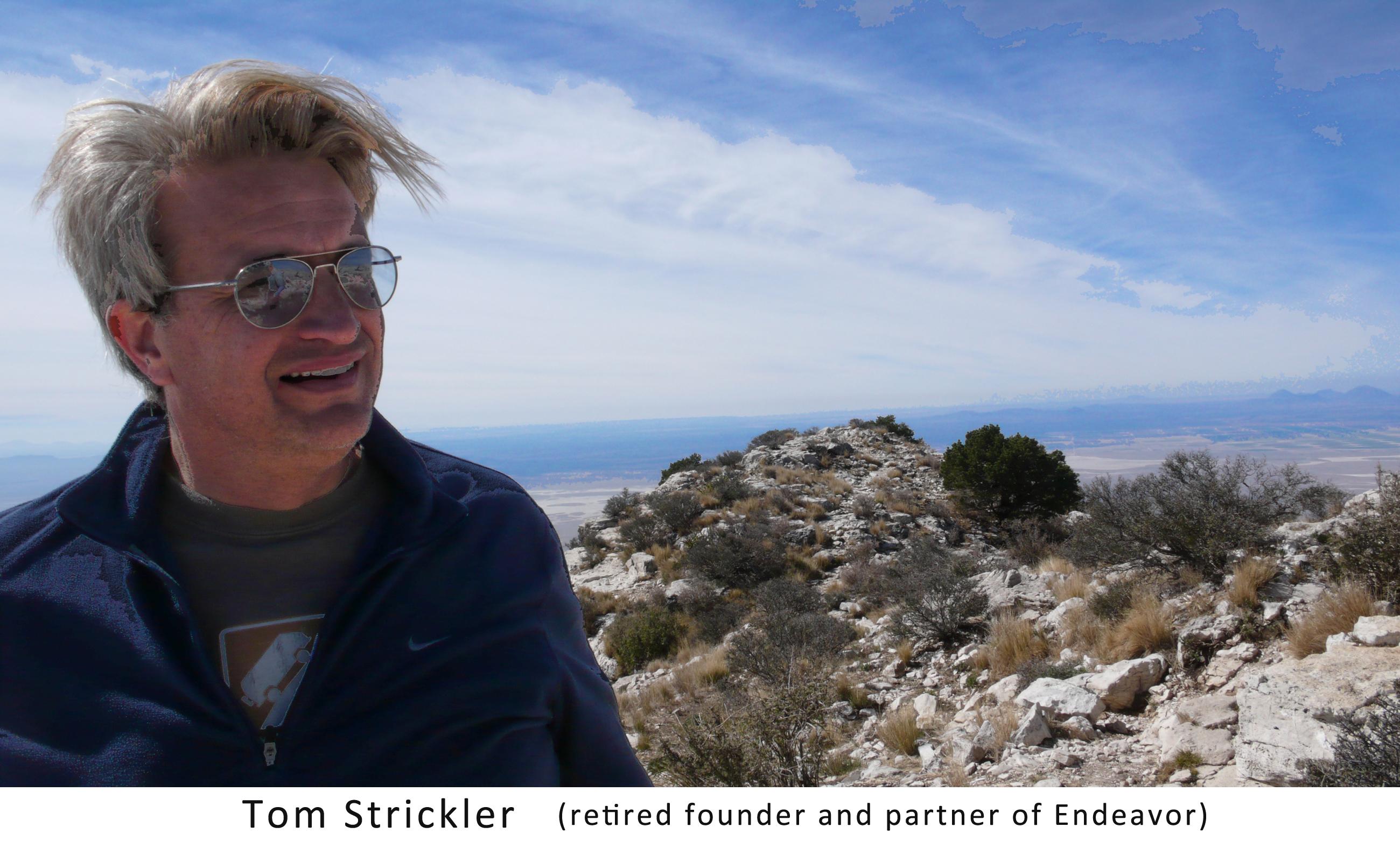 Tom Strickler