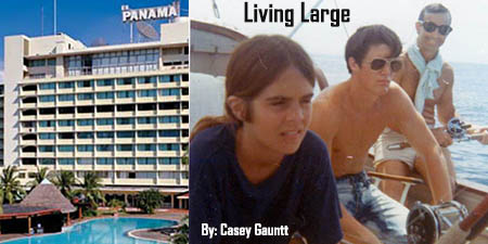 Living Large - By Casey Gauntt
