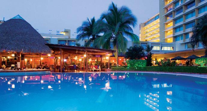 El Panama Hotel Pool