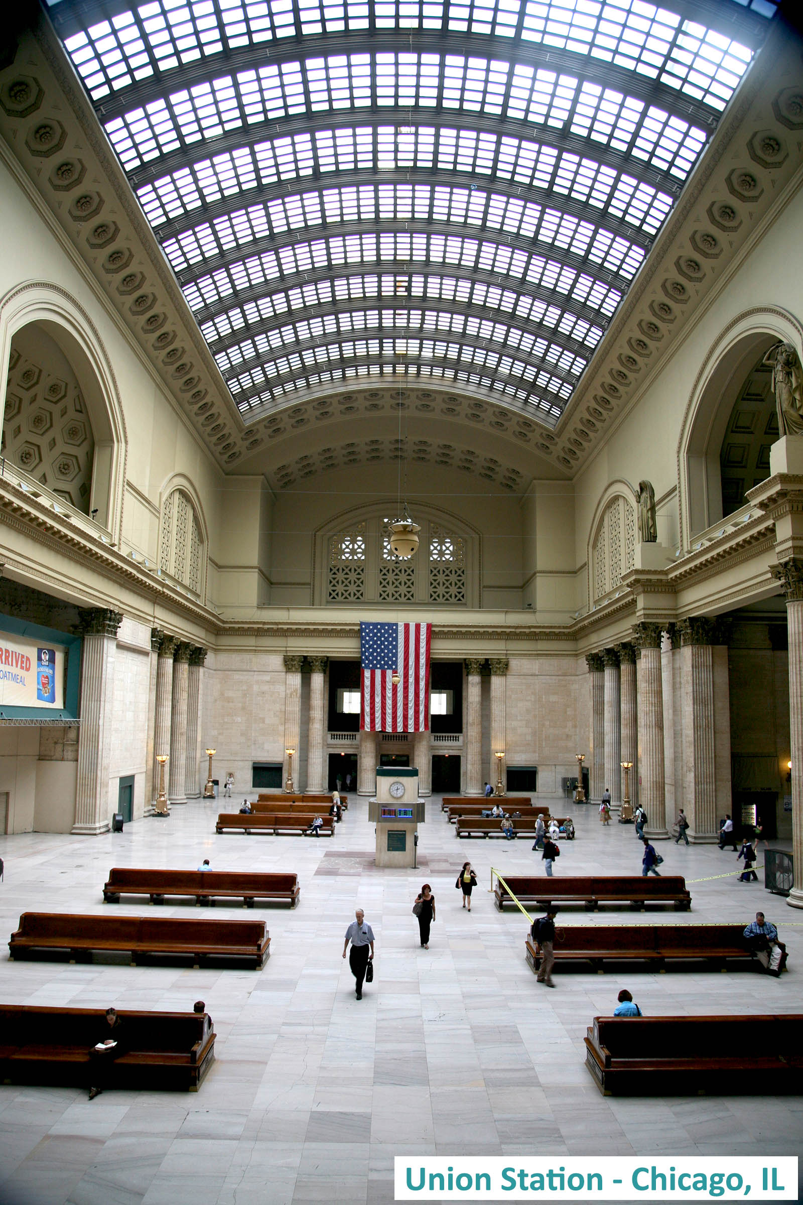 Union Station - Chicago IL - Great Hall