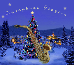 The Sax Players - A Christmas Story