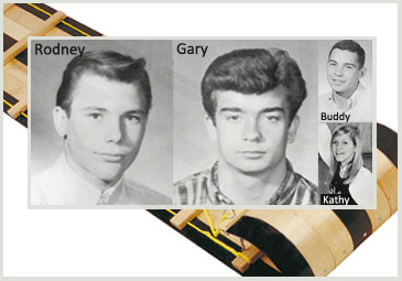 The tragic accident back in the winter of 1966 that took the lives of Rodney and Gary