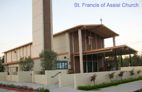 St. Francis of Assisi Church in Bakersfield