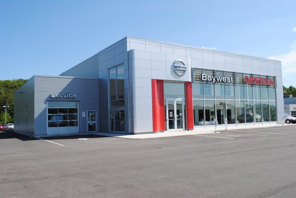 baywest-nissan-dealership
