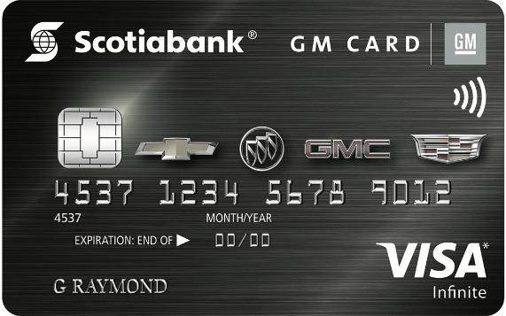 Already a GM card holder