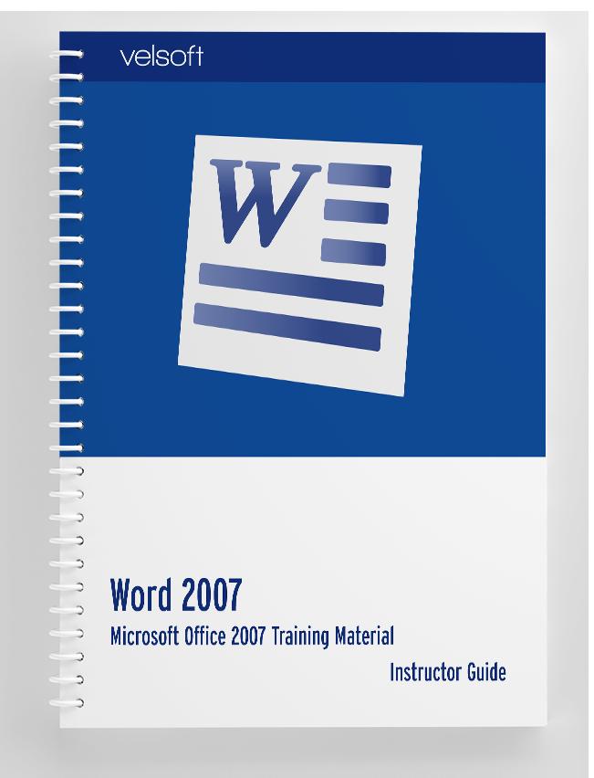 Microsoft Office Word 2007: Advanced