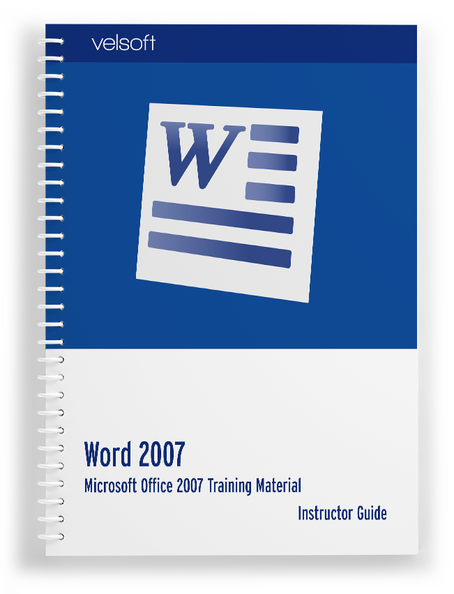 Microsoft Office Word 2007: Expert
