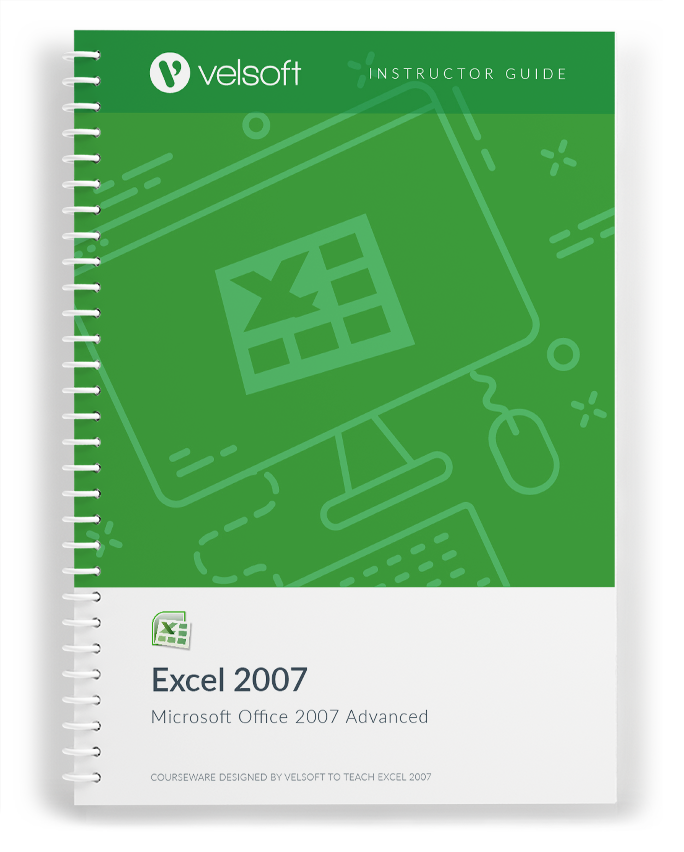 Microsoft Office Excel 2007 Advanced