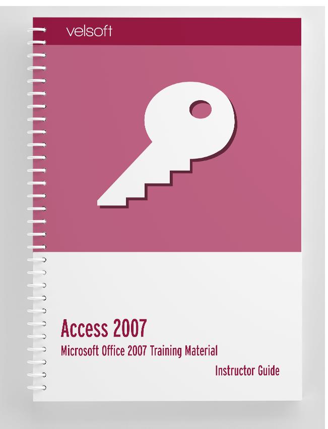 Microsoft Office Access 2007: Expert