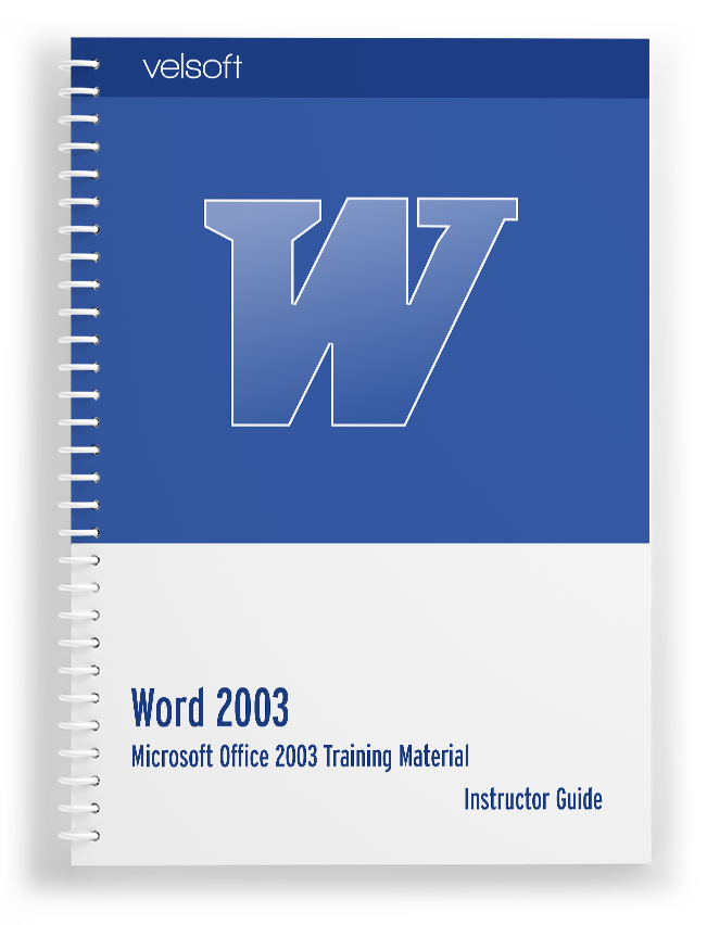 Microsoft Office Word 2003: Basic