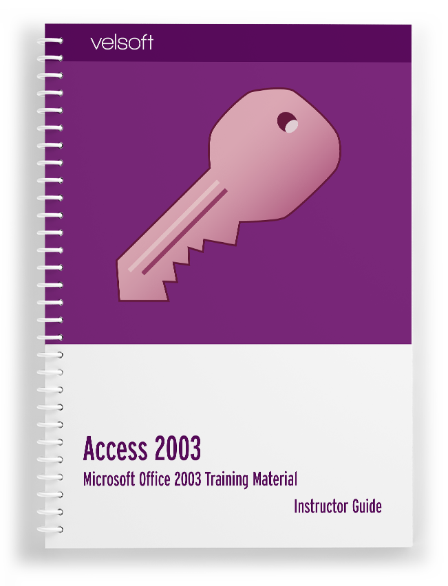 Microsoft Office Access 2003: Basic